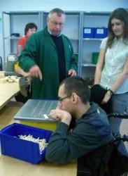 труд людей с инвалидностью