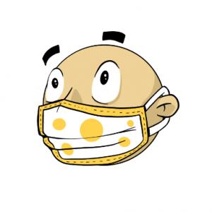 Памятка на ясном языке -«Полезная информация о масках»
