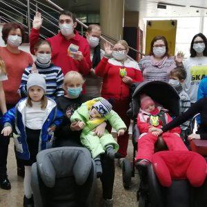 Детские автомобильные кресла для семей