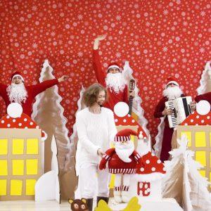 Online-представление «Маленький Дед Мороз»